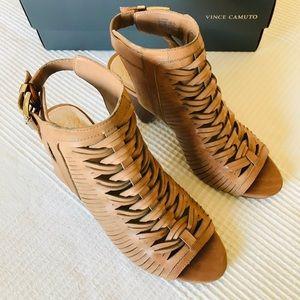 Vince Camuto Emore Leather Sandal Pristind